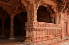 Punkty zwrotni India, Fatehpur - Sikri zdjęcia royalty free