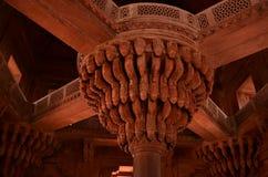 Punkty zwrotni India, Fatehpur - Sikri obraz stock