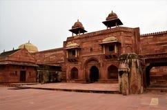 Punkty zwrotni India, Fatehpur - Sikri zdjęcia stock