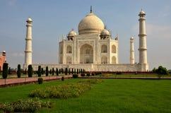 Punkty zwrotni India - Taj Mahal zdjęcia royalty free