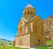 Punkty zwrotni Noravank monaster Fotografia Royalty Free