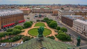 Punkty zwrotni Petersburg, Rosja zdjęcie stock
