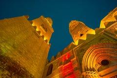 Punkty zwrotni stary Kair, Egipt zdjęcie royalty free