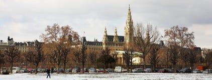 punkty zwrotni viennese Zdjęcia Royalty Free