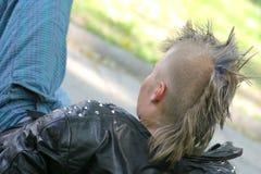 Punky Foto de archivo libre de regalías