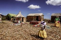 Puno, Перу стоковое изображение