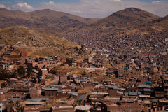 Puno City Stock Images