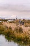 Puno, lago Titicaca Fotografia Stock Libera da Diritti