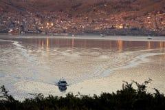 Puno - Lake Titicaca - Southern Peru Royalty Free Stock Image