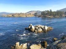 Punt Lobos royalty-vrije stock afbeelding