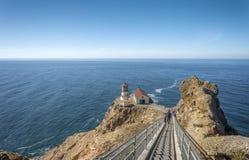 Punt Reyes Lighthouse stock fotografie