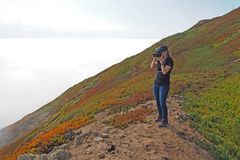 Punt Reyes National Seashore, Californi? stock foto