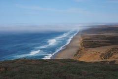 Punt Reyes National Seashore, Californi? royalty-vrije stock afbeelding