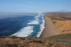 Punt Reyes National Seashore, Californi? royalty-vrije stock afbeeldingen