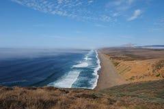 Punt Reyes National Seashore, Californi? stock afbeelding