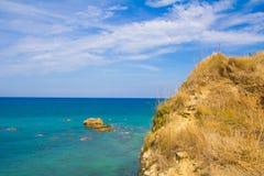 Punta Aderci, Abruzzo - Italy Royalty Free Stock Photo