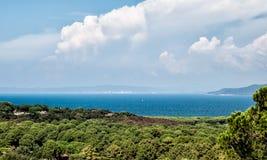 Punta-Ala Lizenzfreie Stockbilder