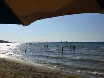 Punta Ala beach Stock Photos
