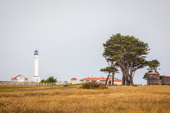 Punta Arena Lighthouse Royalty Free Stock Images
