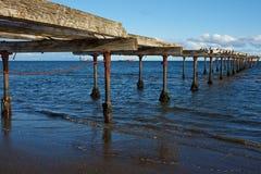 Punta Arenas Royaltyfria Foton