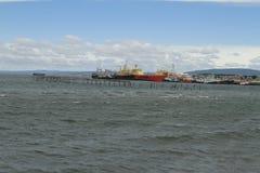 Punta Arenas Chile obrazy stock