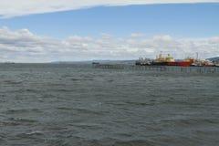 Punta Arenas Chile zdjęcie stock