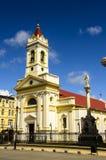 Punta Arenas Church. Church in Punta Arenas Chile downtown Royalty Free Stock Image