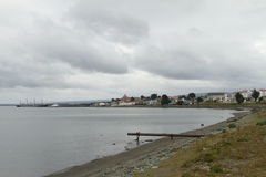 Punta Arenas o Chile Fotografia de Stock
