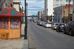 Punta Arenas Stock Photo