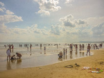 Punta Ballena Beach in Uruguay Stock Photos