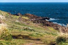 Punta Ballena seaside in Punta del Este, Uruguay Stock Photo