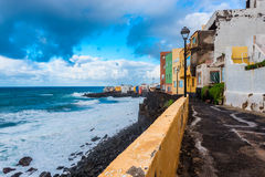Punta Brava Tenerife Royalty Free Stock Photo