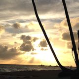Punta Cana Fotos de archivo libres de regalías