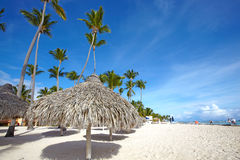 Punta Cana beach. Stock Images