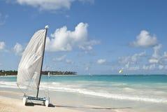 Punta-Cana, República Dominicana Fotos de archivo libres de regalías
