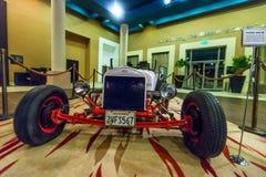 PUNTA CANA, republika dominikańska - PAŹDZIERNIK 29, 2015: Sammy Hagar ` s samochód w hard rock hotelu Zdjęcia Royalty Free