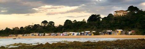 Punta de Balcombe, montaje Martha Fotografía de archivo