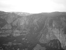 Punto de Galcier Fotografía de archivo