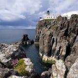 Punta de Neist, isla de Skye Foto de archivo
