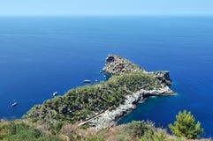 Punta de Sa Foradada Imagens de Stock Royalty Free