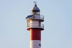 Punta de Teno Lighthouse on Tenerife Stock Images