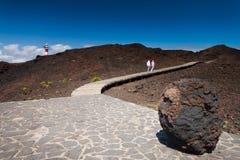 Punta de Teno, Tenerife, Canary, Espana Royalty Free Stock Photos