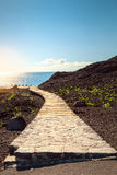 Punta de Teno, Tenerife, Canary Islands Royalty Free Stock Image