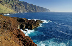 Punta de Teno, Tenerife Royalty Free Stock Photography