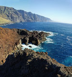 Punta de Teno, Tenerife Stock Photos