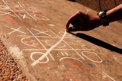 Punta de Tic Tac Foto de archivo libre de regalías