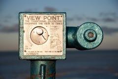 Punta de visión Fotos de archivo libres de regalías