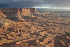 Punta de visión magnífica Foto de archivo