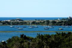 Punta de Westport Imagen de archivo libre de regalías
