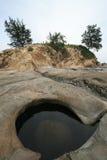Punta del Borneo. Fotografie Stock Libere da Diritti